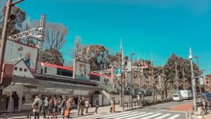 東京原宿車站